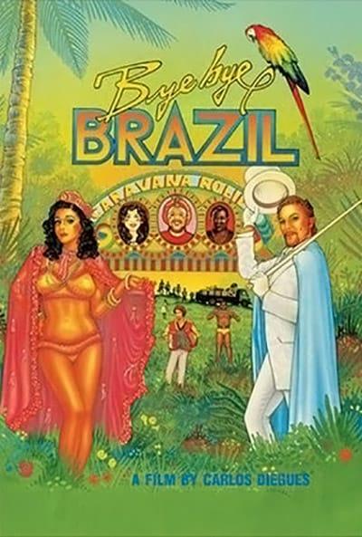Poster do filme Bye Bye Brasil (1979)