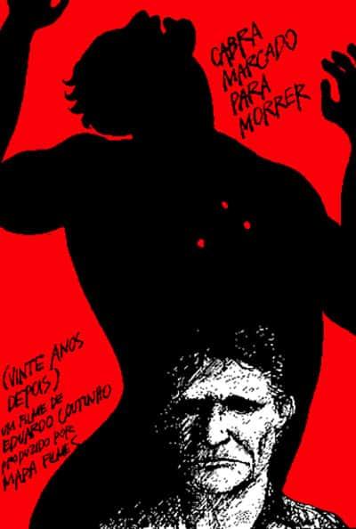 Poster do filme Cabra Marcado Para Morrer (1984)