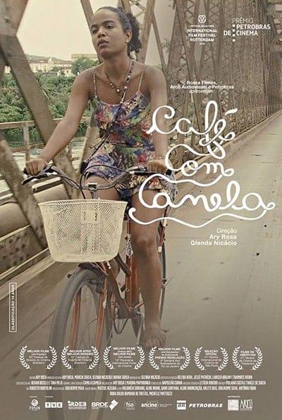 Poster do filme Café com canela (2017)