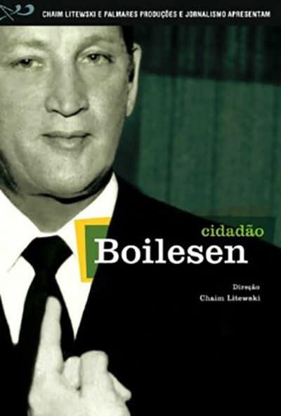 Poster do filme Cidadão Boilesen (2009)