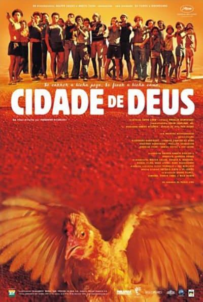 Poster do filme Cidade de Deus (2002)