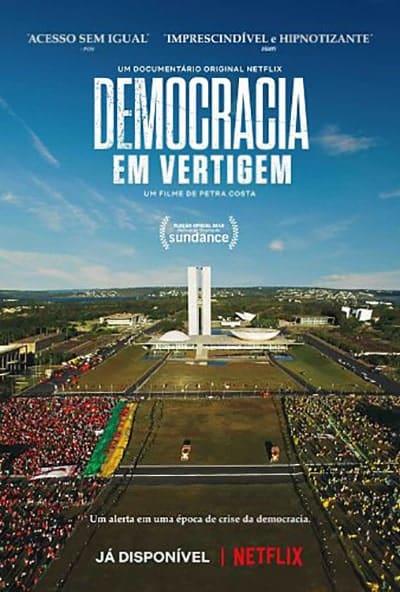 Poster do filme Democracia em Vertigem (2019)