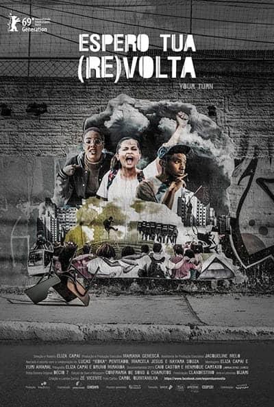 Poster do filme Espero tua (re)volta (2019)