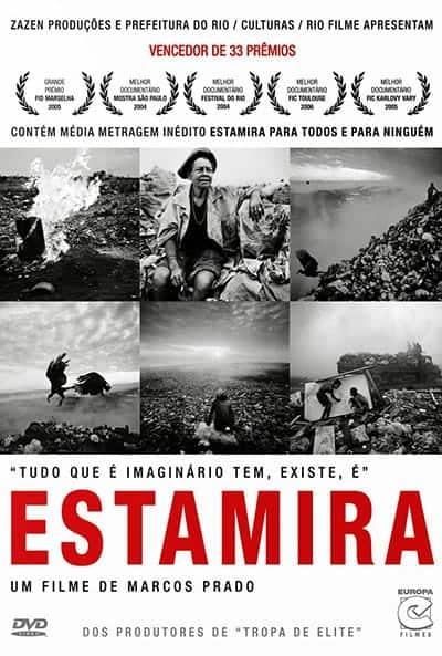 Poster do filme Estamira (2004)