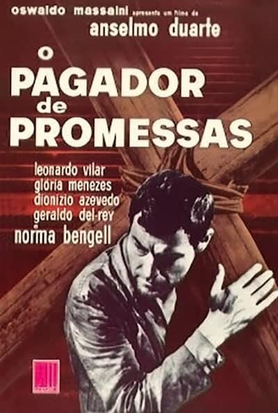 Poster do filme O Pagador de Promessas (1962)