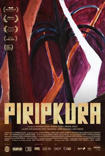 Poster do filme Piripkura (2017)