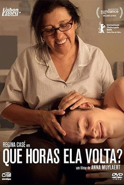 Poster do filme Que Horas Ela Volta? (2015)
