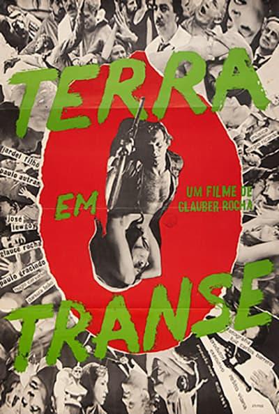 Poster do filme Terra em transe (1967)