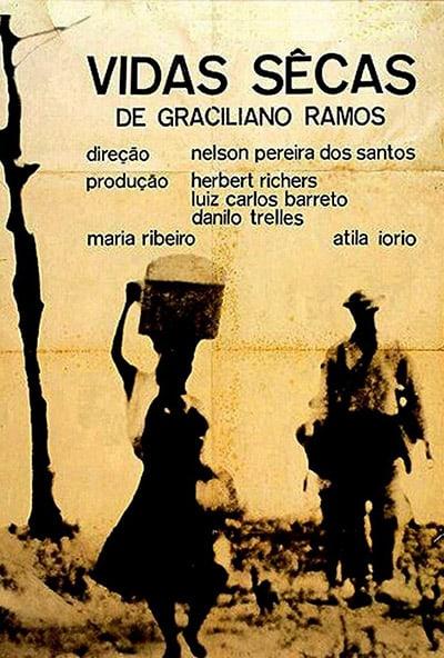 Poster do filme Vidas Secas (1963)