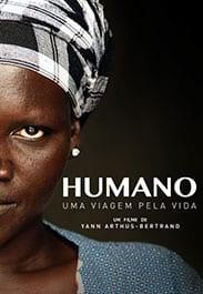 Cartaz do documentário Humano – Uma viagem pela vida (2015)