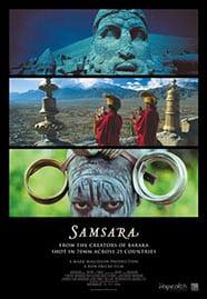 Cartaz do documentário Samsara (2011)